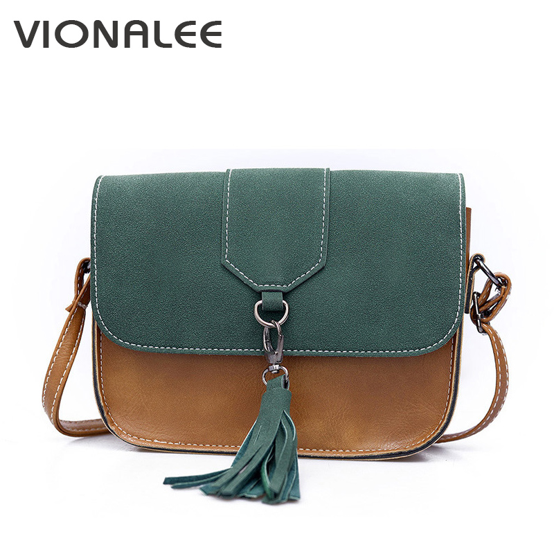Nubuck Women Messenger Bags Designer Handbags Retro Shoulder Bag Women Cross Body Bags Tassel Women Handbag Small Ladies Fashion 2017 women leather handbag of brands women messenger bags cross body ladies shoulder bag luxury handbags designer s 83