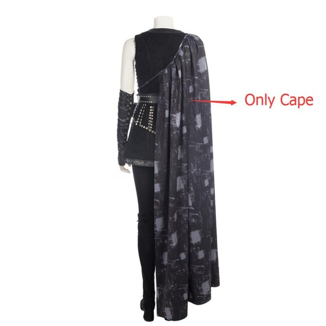 once upon a time evil queen regina mills cosplay cape cloak halloween costume accessories props