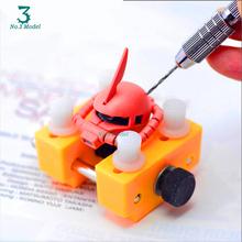 Akcesoria do modelowania imadło na biurko zacisk na stół mini imadło Model z żywicy Gundam części uchwyt stały Model Hobby narzędzia do malowania akcesoria tanie tanio 14 lat Manual Moment Unisex Minor use under the supervision of guardian Z tworzywa sztucznego tool