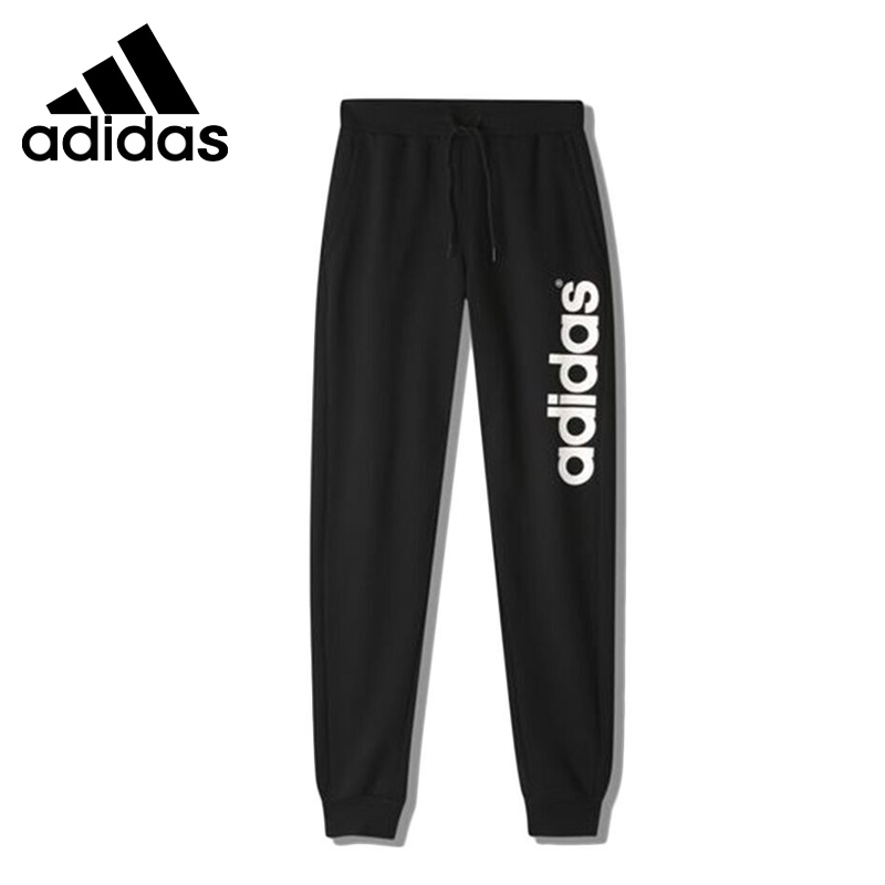 Original New Arrival Adidas Men s Knitted Running Pants Sportswear free shipping