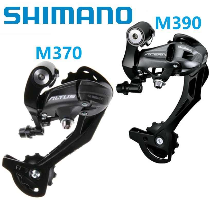 Detail Feedback Questions about SHIMANO Acera RD M390 Rear