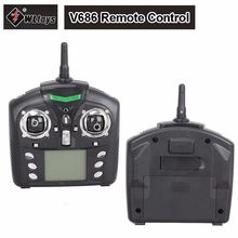 Remote Control Transmitter for WLtoys V686G 5 8G FPV font b RC b font Drone font