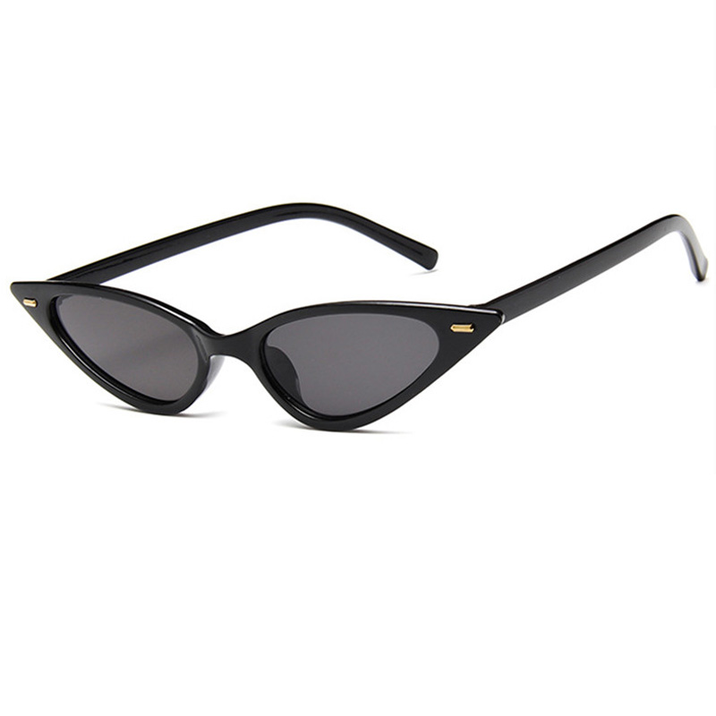 Samjune 2019 Cateye Small Frame Sunglasss Women Vintage Classic  Sun Glasses Men Outdoor Driving   Goggles Oculos De Sol UV400