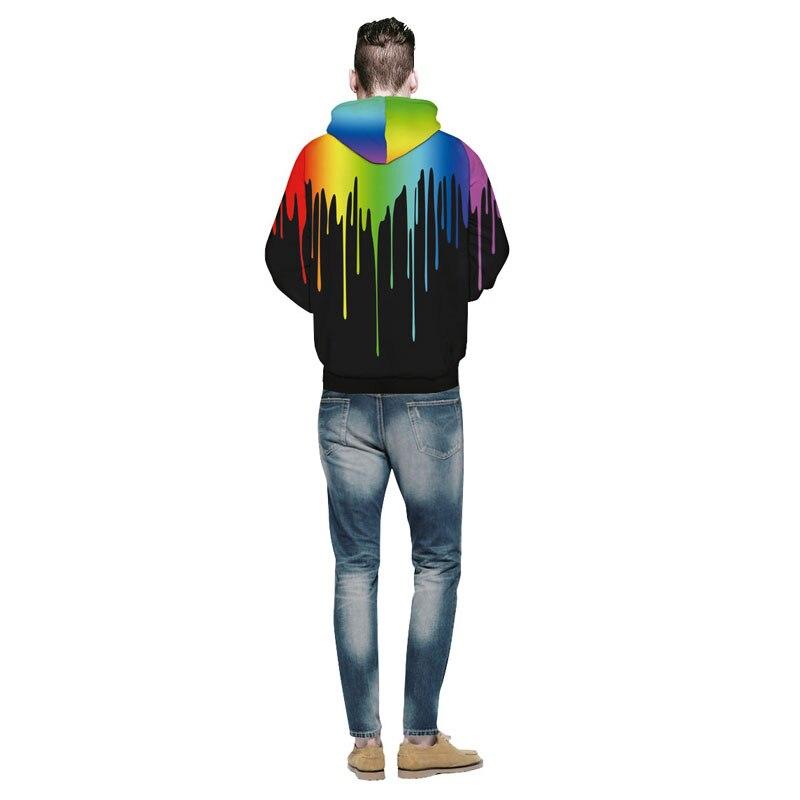 New Arrivals Men/Women Hoodies Print Colorful Splashing Paint Men/Women Hoodies, Printed Colorful Splashing Paint HTB13EHMSXXXXXa9aXXXq6xXFXXXL