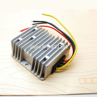 Top Quality 100W DC DC CONVERTER 12V 24V To 5V 20A For LED DISPLAY CAR APPLICATION