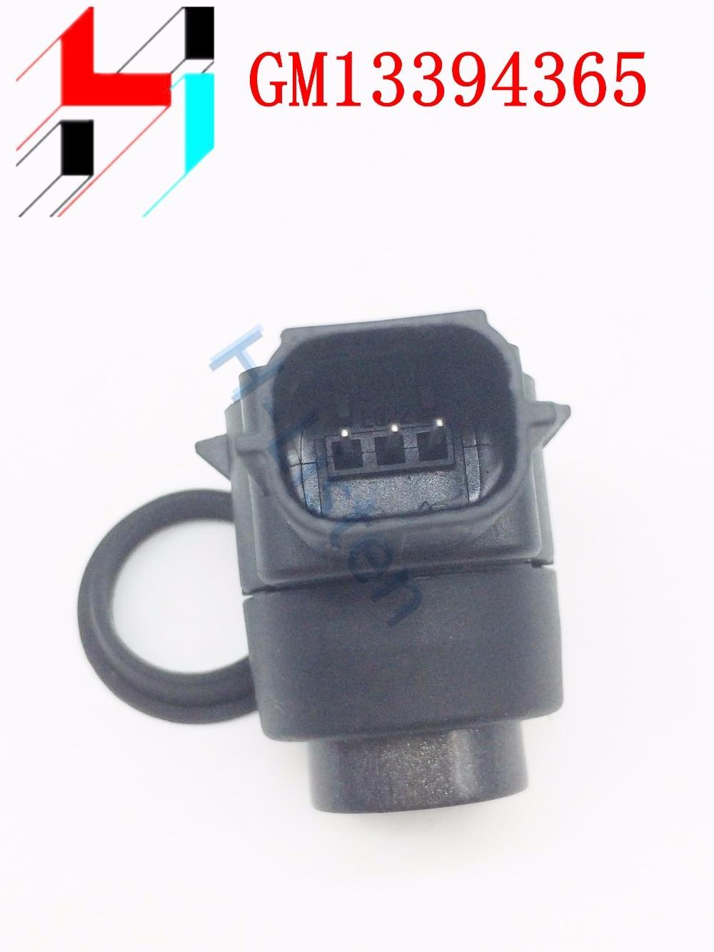 (4 шт.) 13394365 оригинальный парковочный ультразвуковой датчик постоянного тока для OE #0263013943