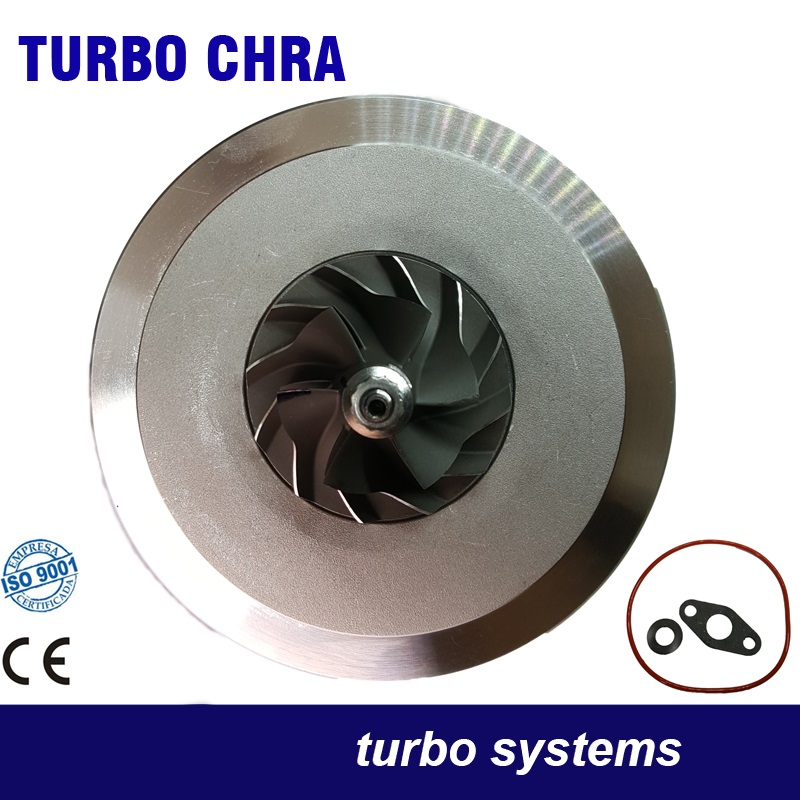 Turbo cartridge core GT1749V 708639 708639-5010S CHRA For Renault Megane Laguna Scenic Espace S40 V40 F9Q D4192T3 1.9L dCi 01- turbo cartridge gt1749v turbo chra 708639 708639 5010s turbo core for renault megane laguna scenic espace 1 9 dci 120 hp