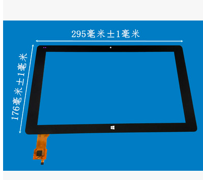 New Touch Screen Digitizer Glass Replacement for 11.6 Cube iwork 1x i30 Tablet Touch Panel Sensor Parts Free Shipping tablet touch flex cable for microsoft surface pro 4 touch screen digitizer flex cable replacement repair fix part