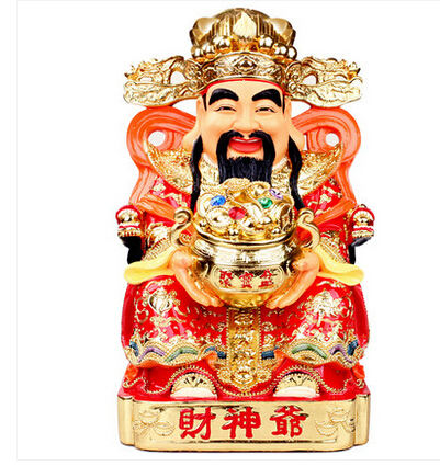 SCY  331+++God the God of wealth wealth god Buddha ornaments Zhaocai gift shop opened on the moveSCY  331+++God the God of wealth wealth god Buddha ornaments Zhaocai gift shop opened on the move