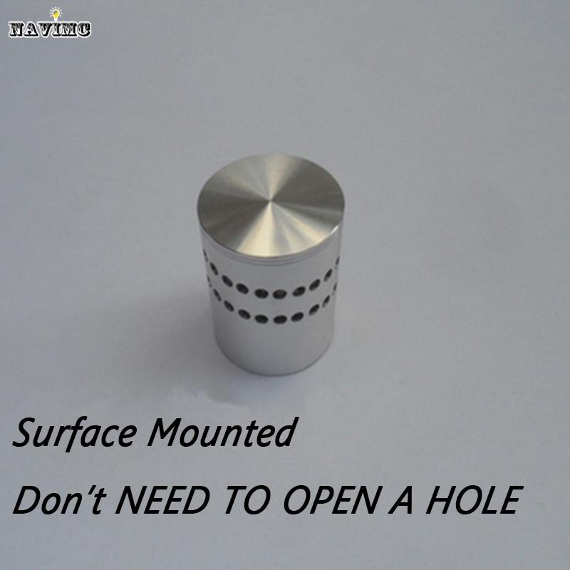 Luzes de Teto criativo pequena lâmpada de led Material : Alumínio