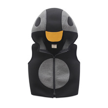 wt-5578 The baby penguin vest 2017 new spring men's children wear vest Outerwear Coats