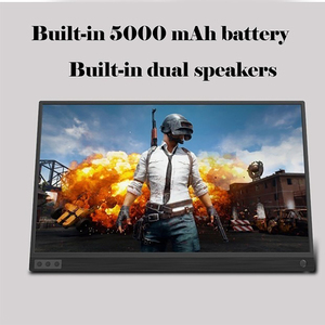 Image 4 - Màn Hình Máy Tính LCD 15.6 Inch Wifi Di Động Siêu Mỏng 1080P IPS HD USB Loại C & Nbsp Cho Điện Thoại Laptop Xbox Công Tắc PS4 Với Pin