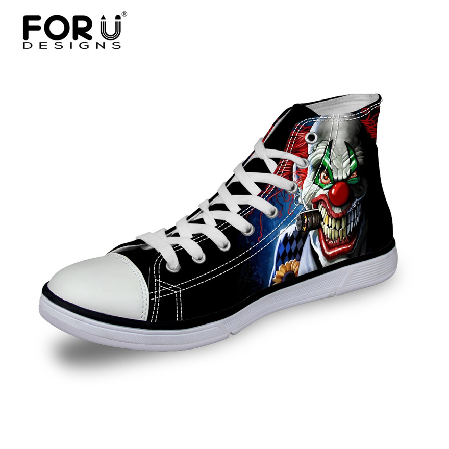 Cool Design New Canvas Shoes Men Lace
