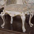 Mobiliário romântico mobiliário presente - escultura mão madeira maciça rachaduras de fezes de vestir pintura