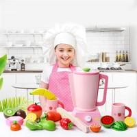 Children Mini Pretend Play Simulation Electrical Appliances Juicer Toy Kitchen Toys