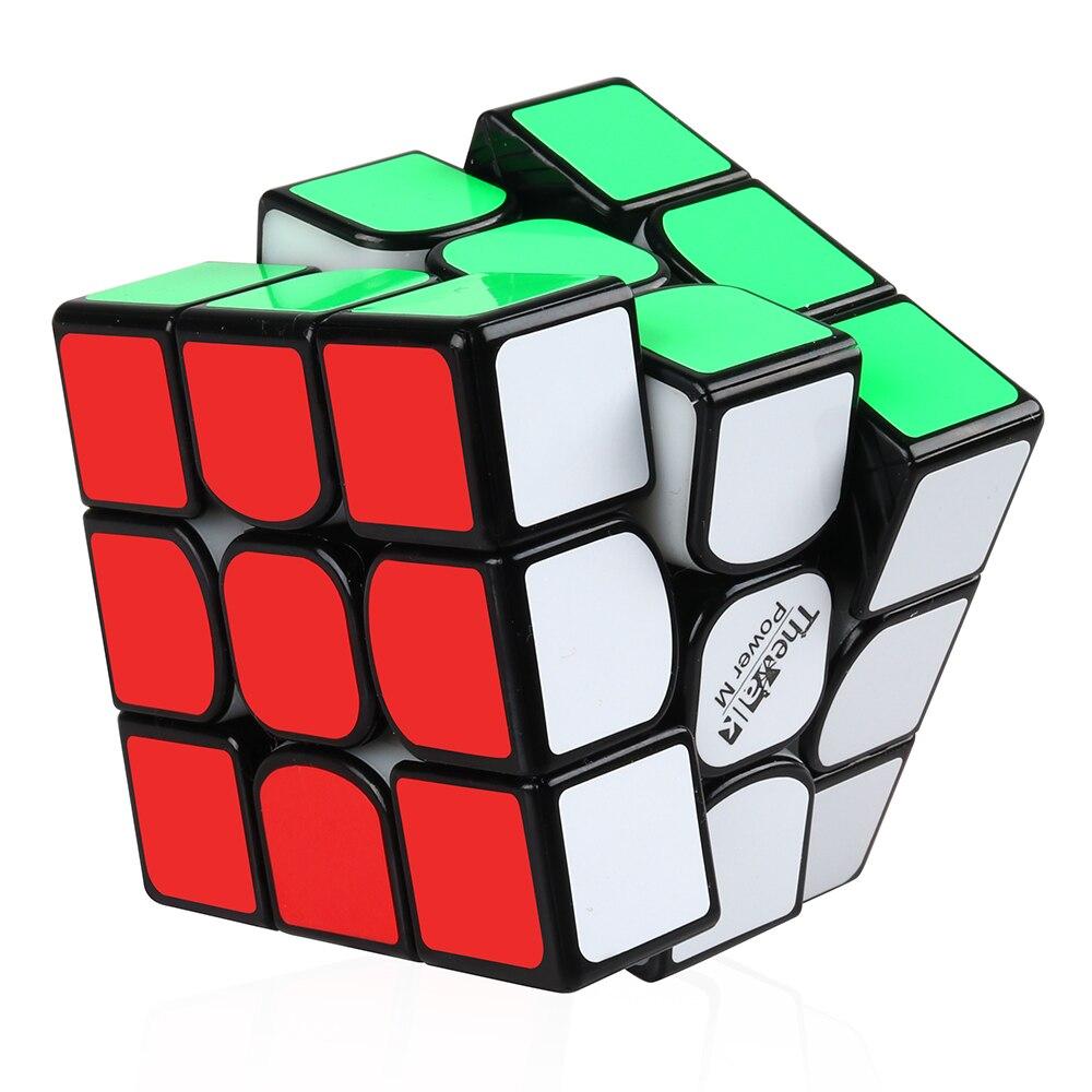 D-FantiX Qiyi Mongfangge Valk 3 Puissance M Magnétique 56mm Vitesse Cube 3x3x3 Professionnel WCA Jeu cube magique Jouets Cadeau - 3
