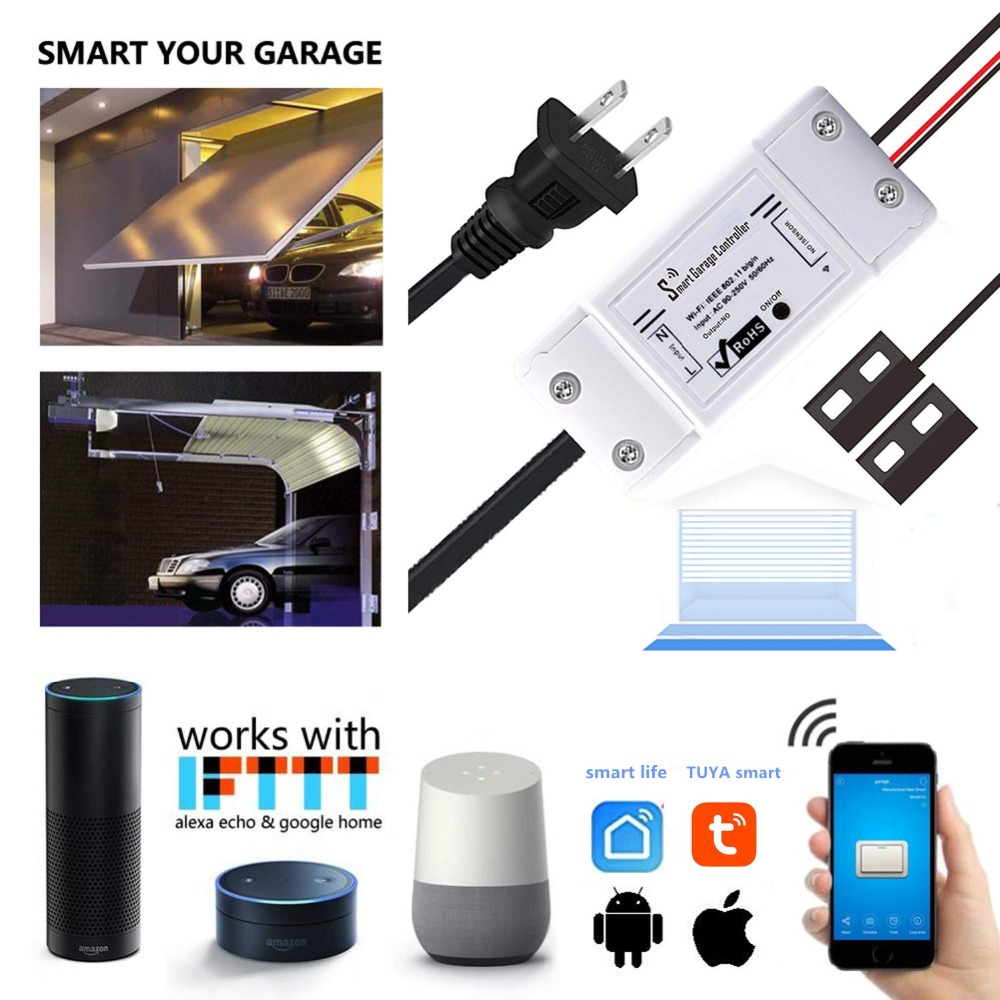 wofea-wifi-switch-smart-garage-door-opener-controller-with-alexa-google-home-and-iftt-smart-life-tuya-app-control
