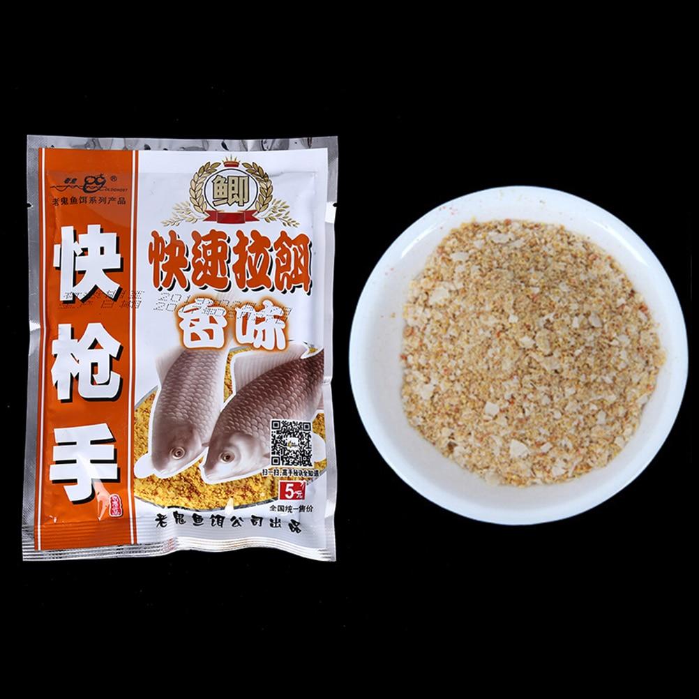 100g Fish Dough Aroma Krill Flavor Crucian Carp Bait Herabuna Hera Taiwan Fishing Gluten Bait Attractant Additives