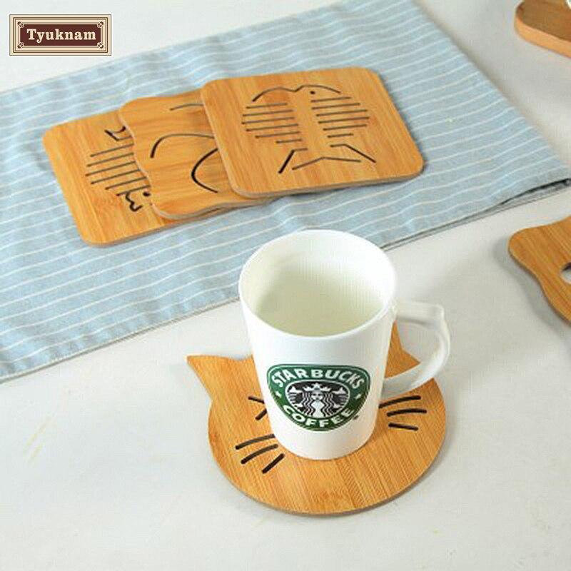 Creative <font><b>Cork</b></font> Wood <font><b>Drink</b></font> <font><b>Coaster</b></font> Tea Coffee <font><b>Cup</b></font> <font><b>Mat</b></font> Pads Table Placemats Wine Coffee <font><b>Drink</b></font> Tablemats <font><b>Holder</b></font> <font><b>Mat</b></font> Decor Tableware