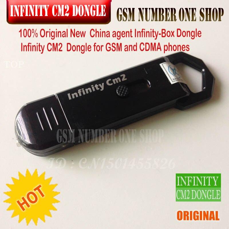 Gsmjustoncct 2019 d'origine nouvelle Chine agent Infinity-Boîte Dongle Infinity CM2 Dongle Boîte pour GSM et CDMA téléphones Livraison gratuite - 6