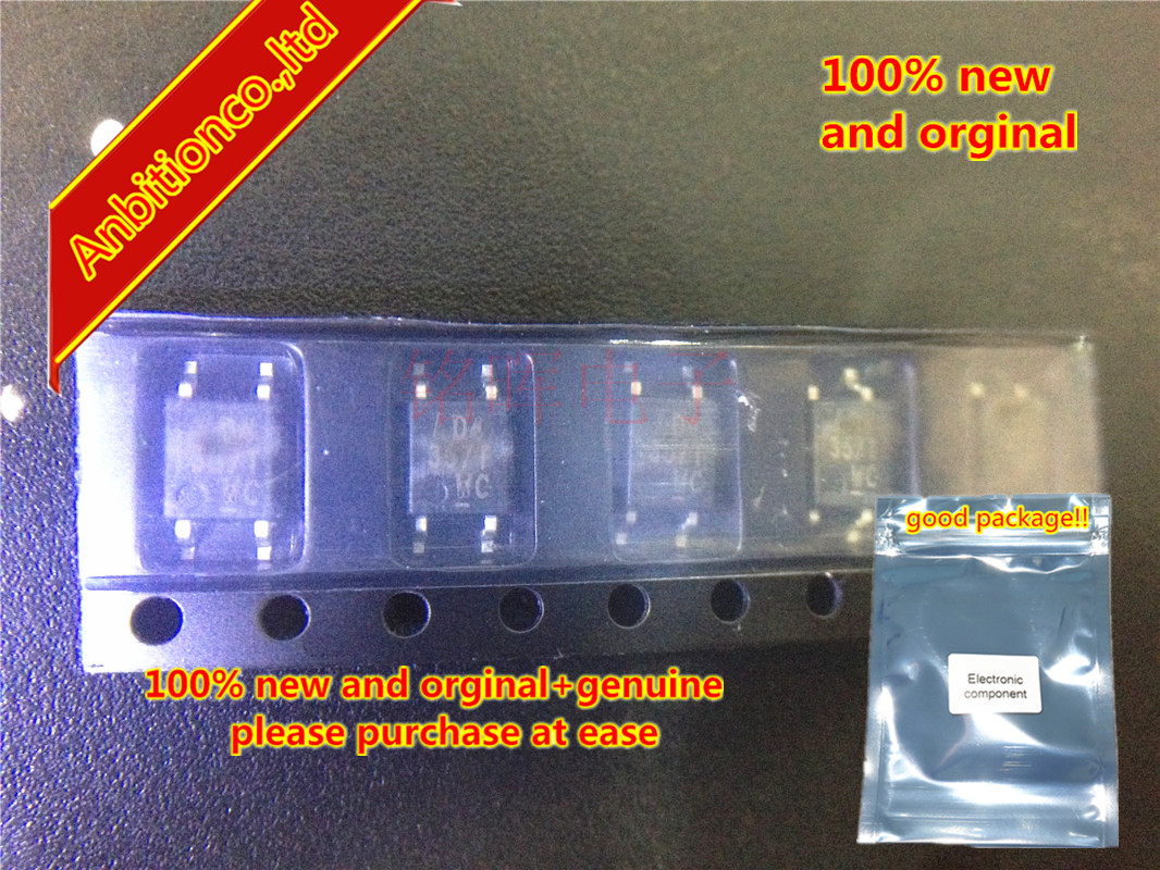 10-20pcs 100% New And Orginal LTV-357T-C LTV357 SOP-4 In Stock