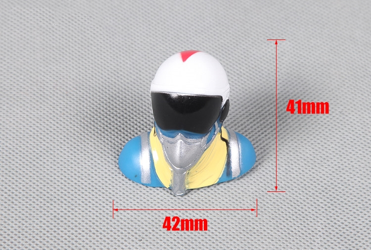 FMS RC Airplane Pilot Figure for 64mm Ducted Fan EDF F16 / 70mm F18 FMSPilot014 Model Plane Parts
