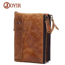 ФОТО famous brand designer cowhide leather men wallet vintage small wallet purse genuine leather short male coin purse card holder