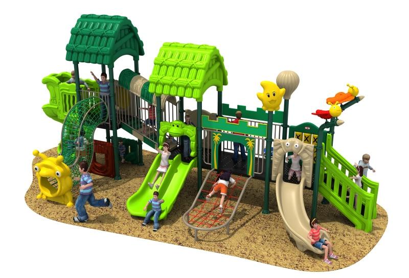 Backyard Playground school Natural outdoor playground equipment ...