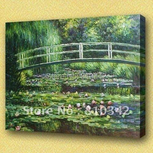 클로드 모네 유화, 그리기, 도매, 캔버스 아트, 장식, 유명한 그림 Monet15