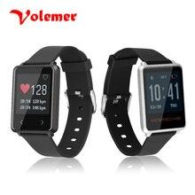 Volemer TK002 Спорт Смарт Браслет IP67 Heart Rate Monitor Длительным временем ожидания Фитнес для Android IOS Браслет с Цветным Экраном