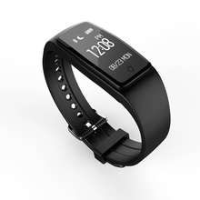 Betreasure Bluetooth Smart Браслет Heart Rate Водонепроницаемый Smart Band Фитнес трекер Шагомер Смарт-браслет для IOS Android
