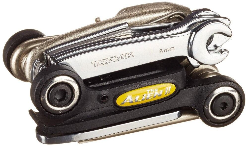 Primé Topeak TT2353 Alien II 26 haute qualité multifonction vélo de route vtt vélo pliant outil avec brise-chaîne Torx Hex