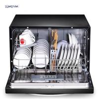 WQP6 3206A CN Intelligent Dishwasher Sterilization Disinfection Dryer Automatic Embedded Free Standing Dish Washer Machine 1160W