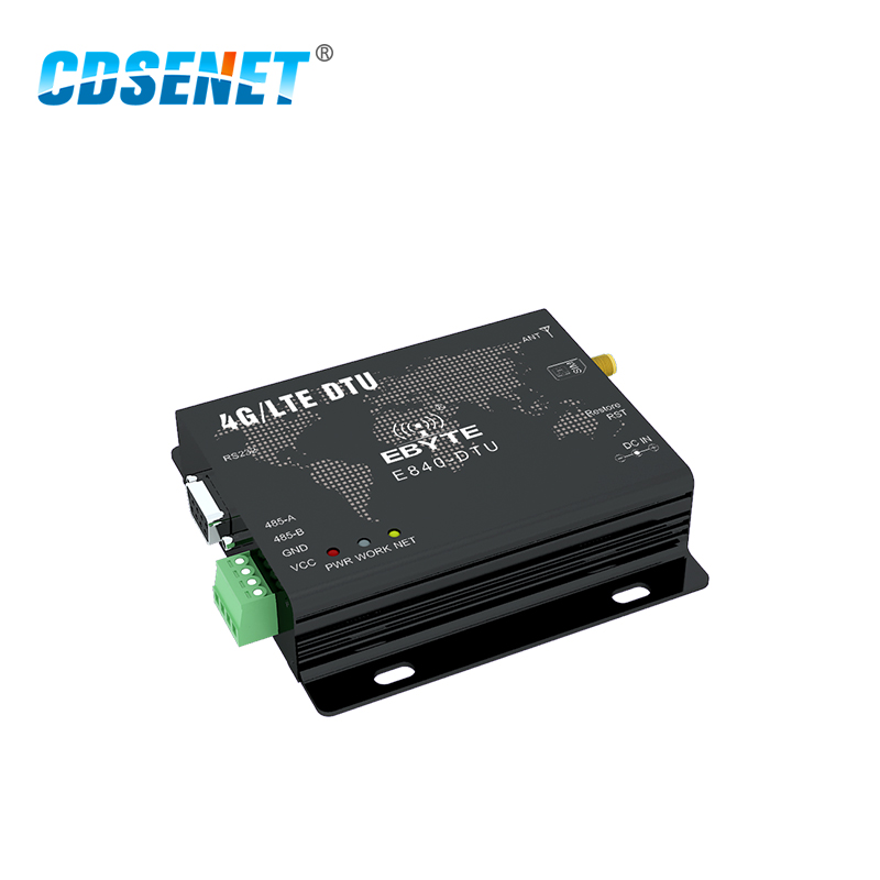Image 3 - RS232 RS485 4G LET Modem Wireless Transceiver E840 DTU(4G 02) IoT Data Transmitter RF Module-in Fixed Wireless Terminals from Cellphones & Telecommunications