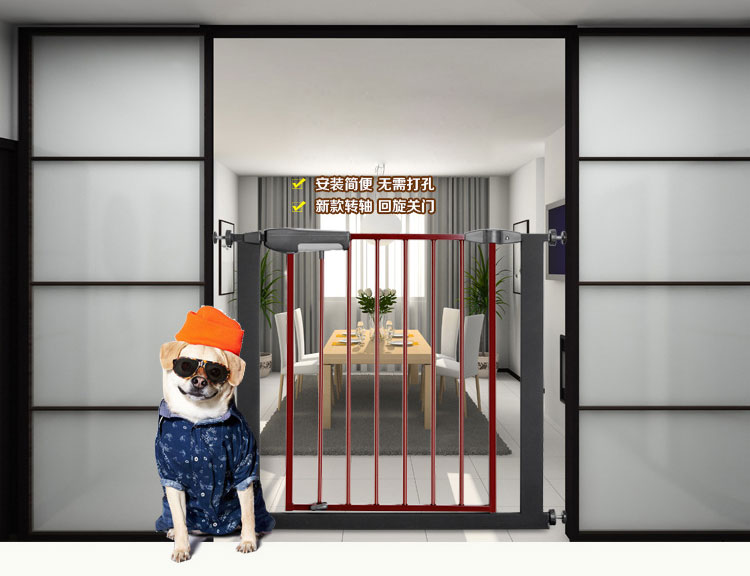 Children Security Gate Baby Fences Pet Safety Stairs Fence In Houses Kennels Pens From Home Garden On Aliexpress