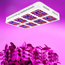 Full Spectrum LED Grow Light 600W 1200W 1800W 2400W Dual switch ,For Indoor Planting Veg and Flower tent planting