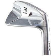 Новые cooyute мужские утюги для гольфа набор MIURA MC-501 кованые клюшки для гольфа Утюги 4-9 P клюшки стальной вал R или S гибкий вал для гольфа Бесплатная доставка