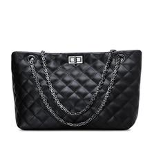 luxury High quality leather women messenger bags Autumn new handbags Casual woman shoulder bag crossbody Shopping bag
