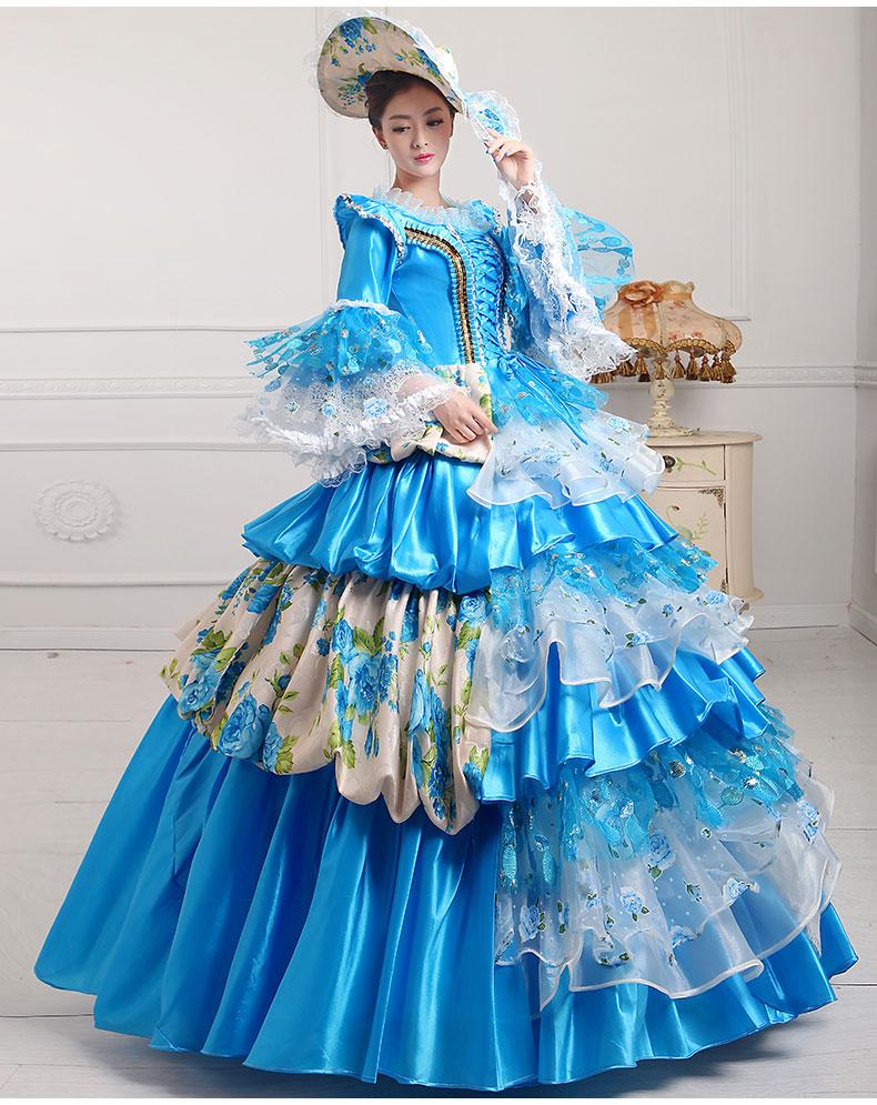 Aliexpress.com : Buy Halloween costumes for women deluxe edwardian ...