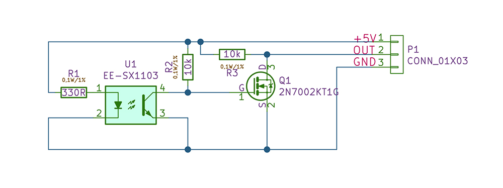 BIQU 3D IR Filament Sensor Kits