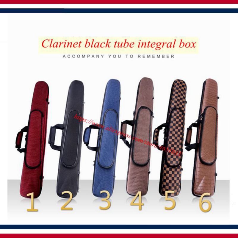 Clarinet  Case  -  Clarinet Accessories   -   B The Bags Of The Clarinet, Clarinet Bags, 6 Kinds Of Color Can Choose