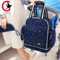 Multifunction diaper bag backpack Maternity Mummy Nappy Bag baby care bag maternity bag baby backpack diaper bags QMBBL-QM1496