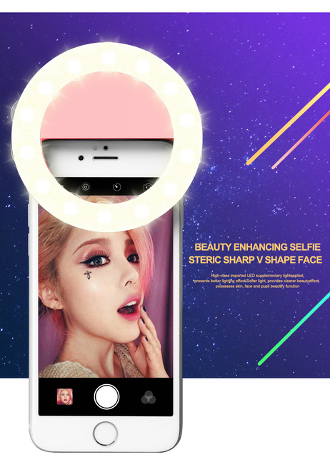 US $3 04 39% OFF|Luxury GIFT Universal LED Flash Light Up Selfie Luminous  Phone Ring case For OnePlus 3 3T 2 X One For OPPO F3 Plus A37 A39 A57-in