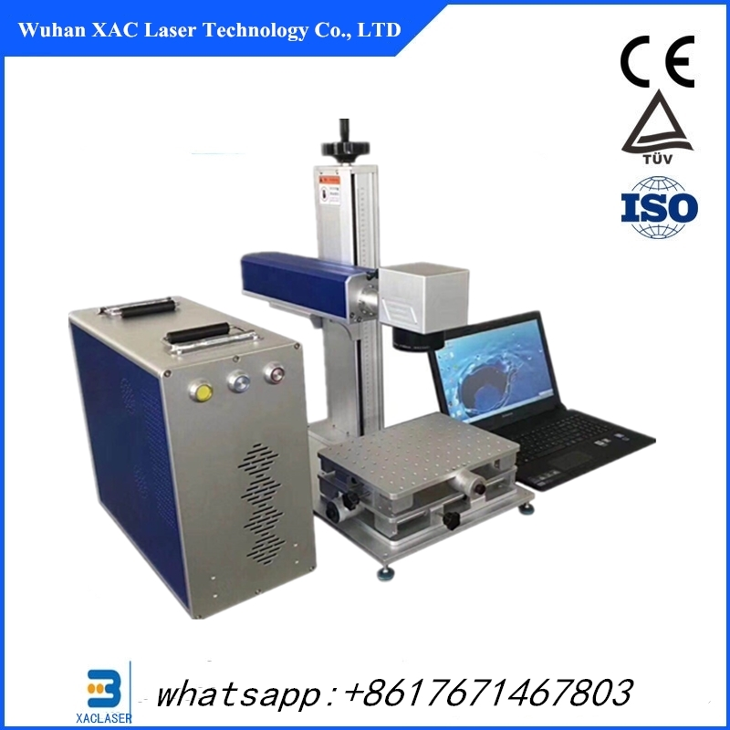 High Precision 20w Fiber Laser Machine For Watches, Molds, Gaskets And Seals With India Price