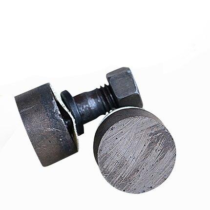 16 PCS/lot bloc de diamant tête de broyage disque pour béton terrazzo
