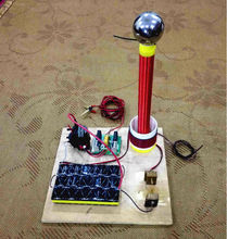 tesla coil Lightning generator geek diy science toy diy project