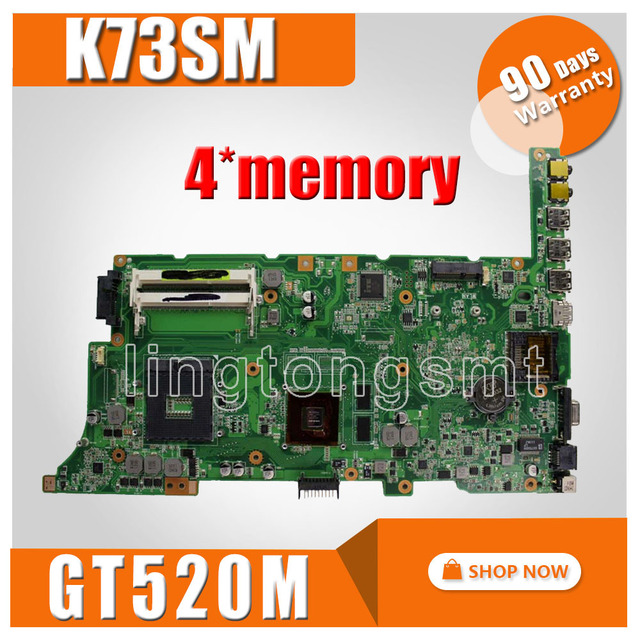 Asus K73SM Intel Display Treiber Windows 7