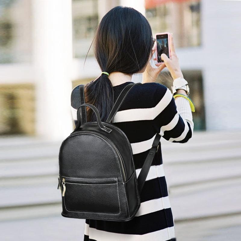 Jianxiu 브랜드 배낭 mochila feminina mochilas 학교 가방 여성 가방 정품 가죽 배낭 여행 bagpack mochilas mujer-에서백팩부터 수화물 & 가방 의  그룹 2