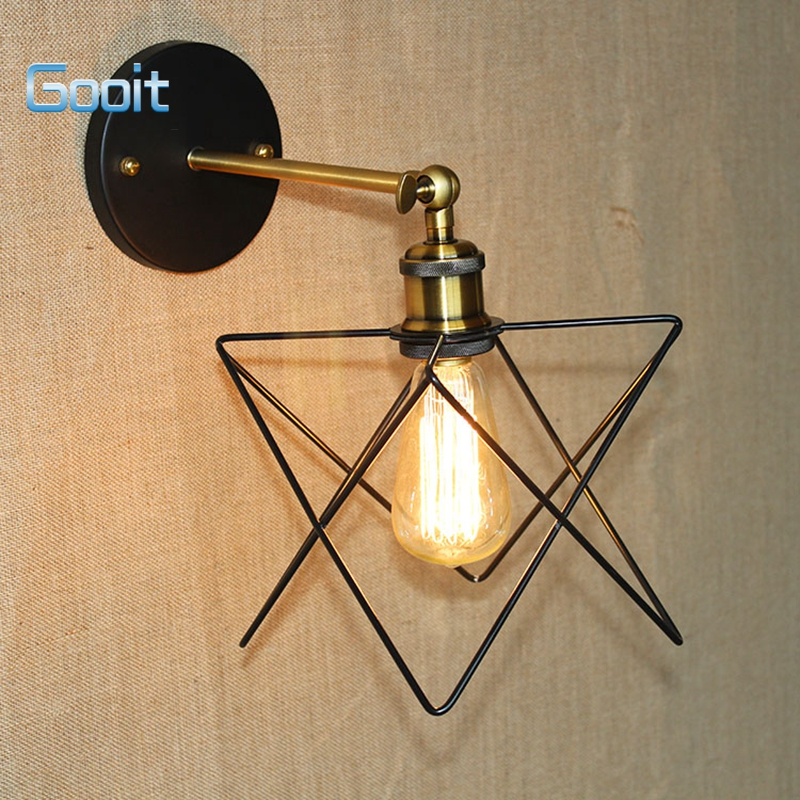 √American Industrial Lamp-chimney Antique Wrought ᐊ