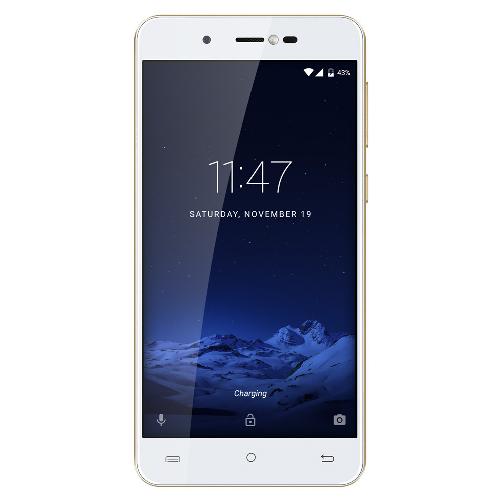 8gb Fingerprint Mobilephone Apr18 For Fast Shipping Hifi Players Leagoo Z6 3g Smartphone 4.97 Android Quad Core 1gb
